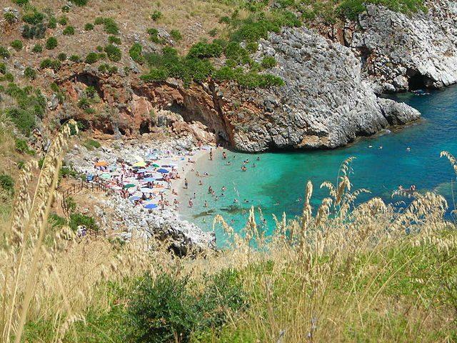 Riserva naturale dello Zingaro – Foto Wikimedia Commons