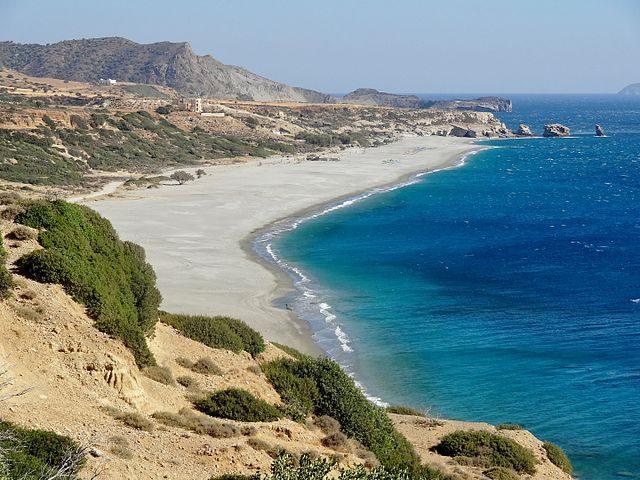 Triopetra – Foto Wikimedia Commons