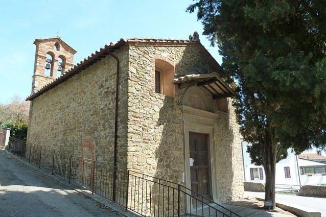 Chiesa di Santa Maria Annunziata, Fontignano – Foto Wikipedia
