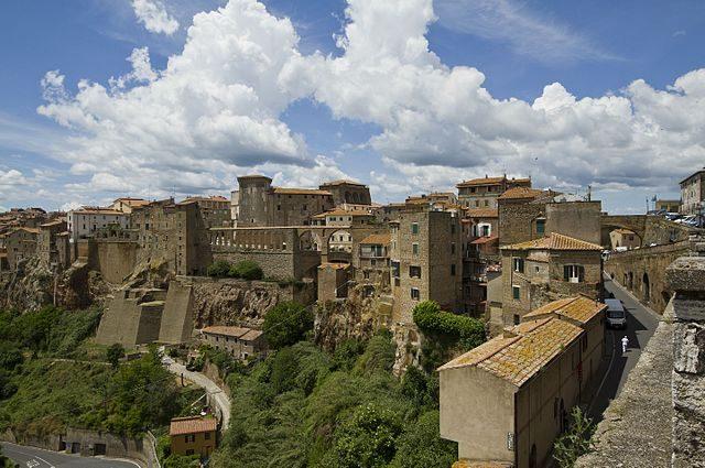 Pitigliano – Foto Wikimedia Commons