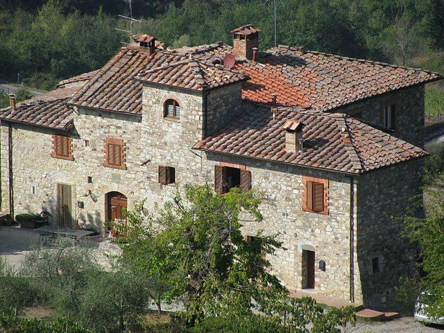Radda in Chianti (Foto Wikimedia Commons)