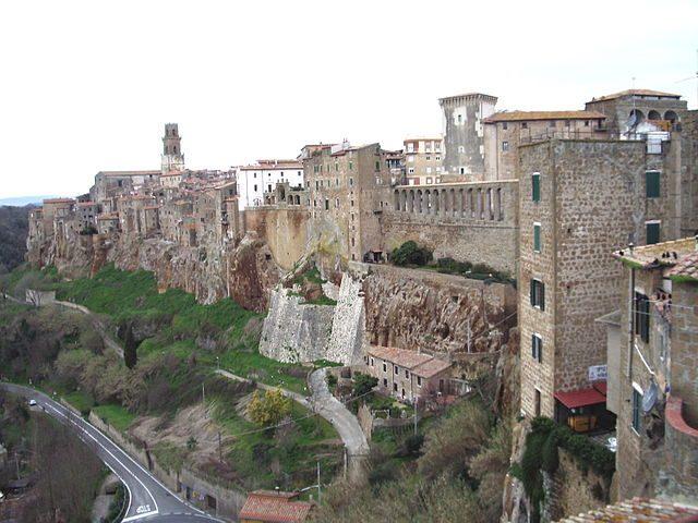 Pitigliano – Foto Wikipedia