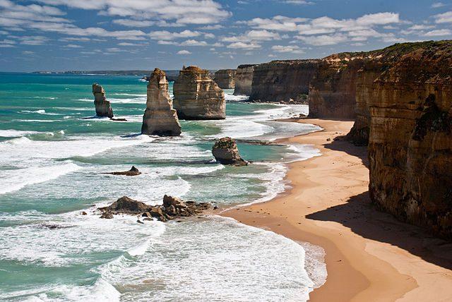 I Dodici Apostoli, Australia – Foto Wikimedia Commons