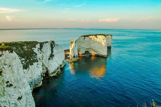 Old Harry Rocks, Inghilterra – Foto Pixabay