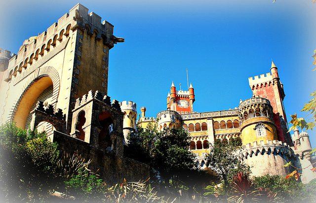 Palazzo Pena, Sintra