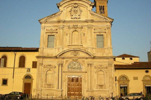 Chiesa di Ognissanti – Foto Wikimedia Commons