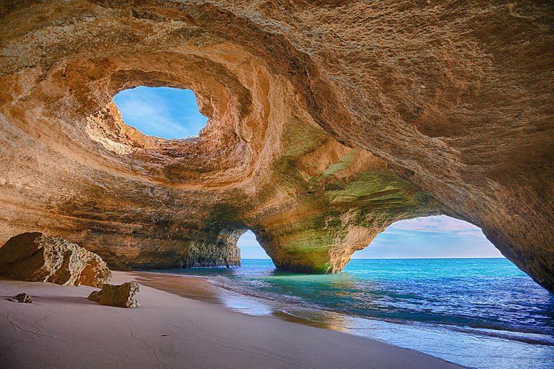 Algarve. Foto di Bruno Carlos