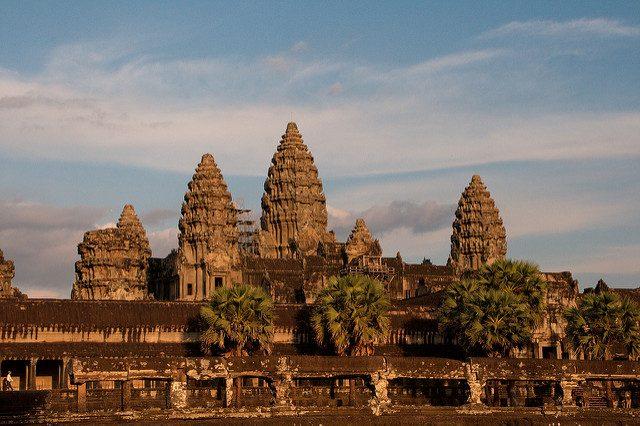 Angkor Wat – Foto Christian Haugen