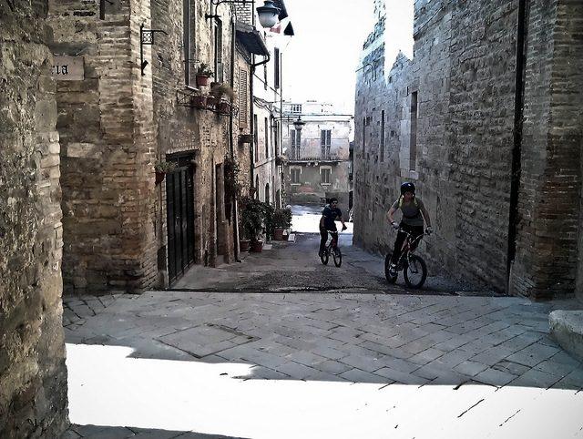 Centro storico di Bevagna