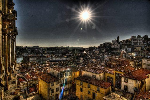 Oporto. Foto di David Castanon