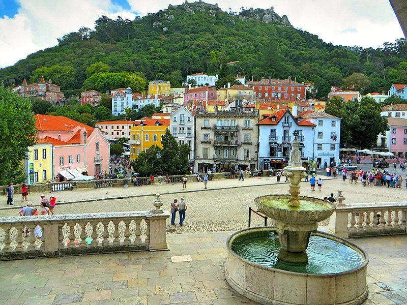 Sintra. Foto di Lagobrico