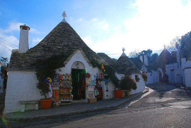 Trulli di Alberobello