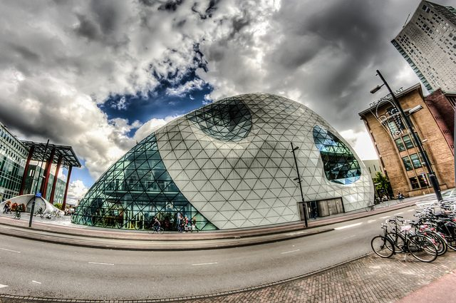The Blob. Foto di Lennart Tange