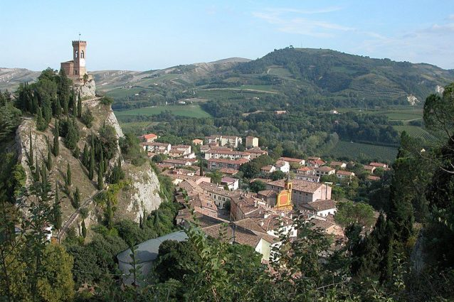 Brisighella cosa vedere nel borgo romagnolo - Tosco romagnolo bagno di romagna ...