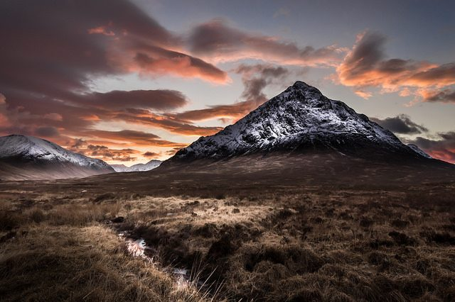 Glen Coe. Foto di Rob Donnelly