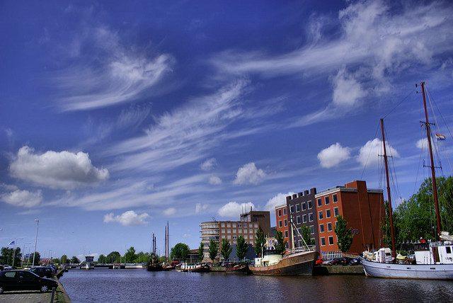 Leeuwarden. Foto di Hindrik Sijens