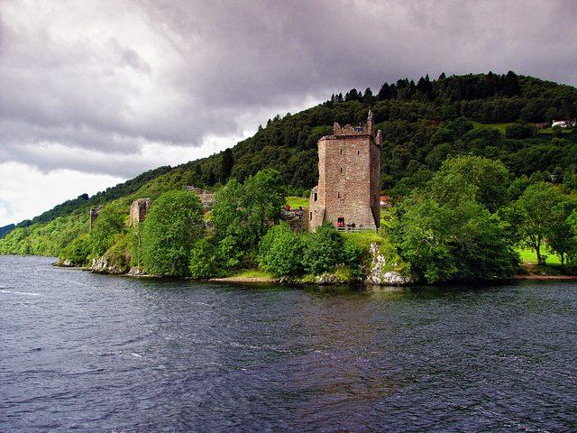 Loch Ness. Foto di Eoghann Irving