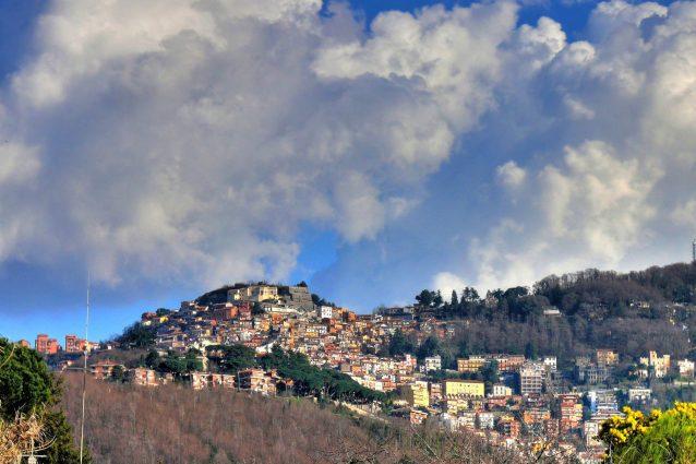 Rocca di Papa. Foto da Flickr
