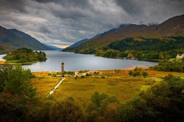 Loch Shiel. Foto di Walkerssk