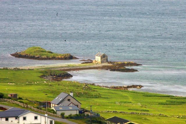Isole Shetland. Foto di yosnowden