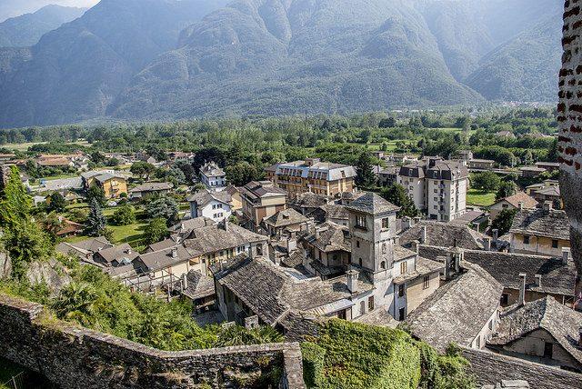 Borgo di Vogogna. Foto di Stefano Merli