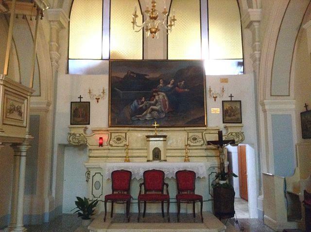 Chiesa dell'Addolorata – Foto Wikimedia Commons