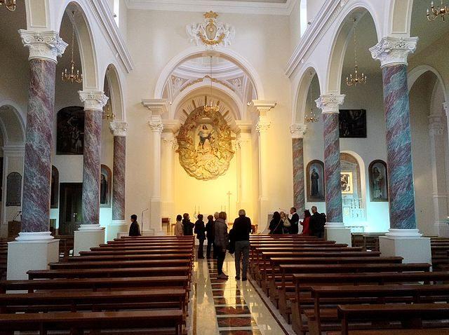 Chiesa di San Carlo Borromeo – Foto Wikipedia