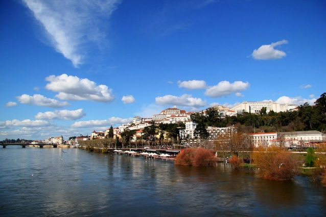 Coimbra. Foto di Lgon