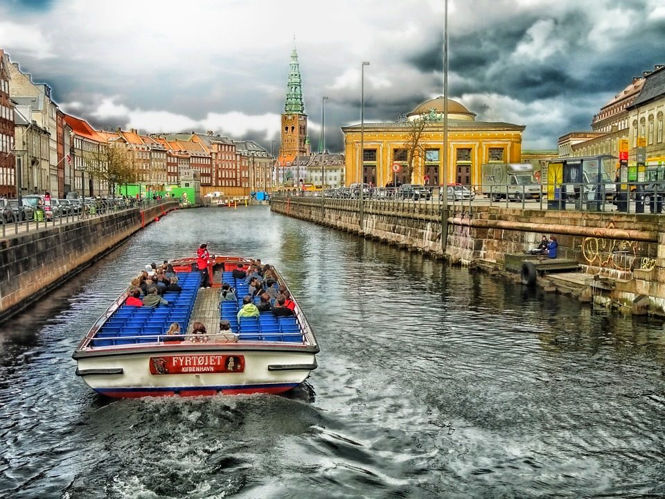 Copenhagen. Foto da pixabay