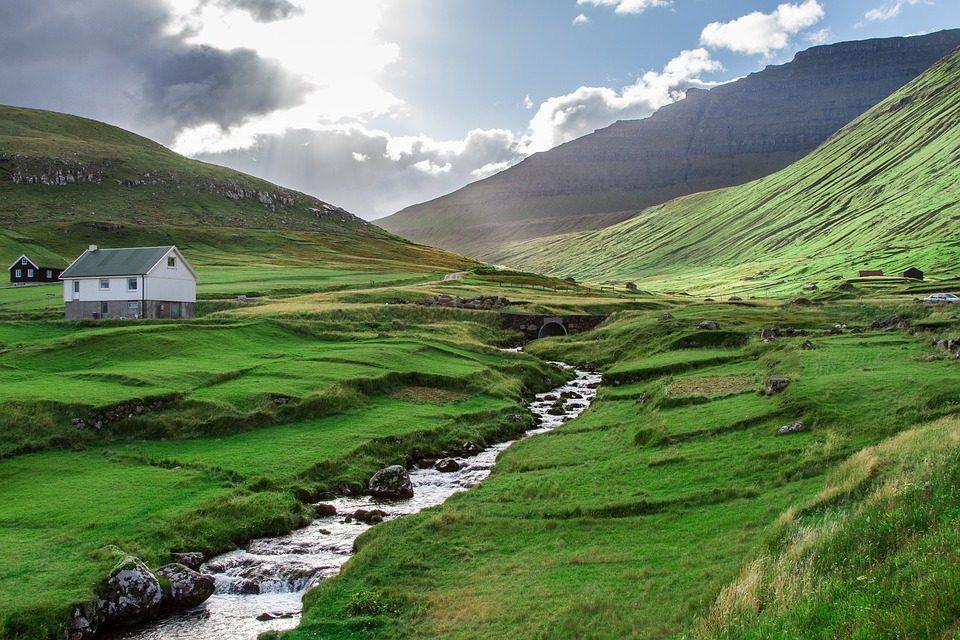 Isole Faroe. Foto di mengfos