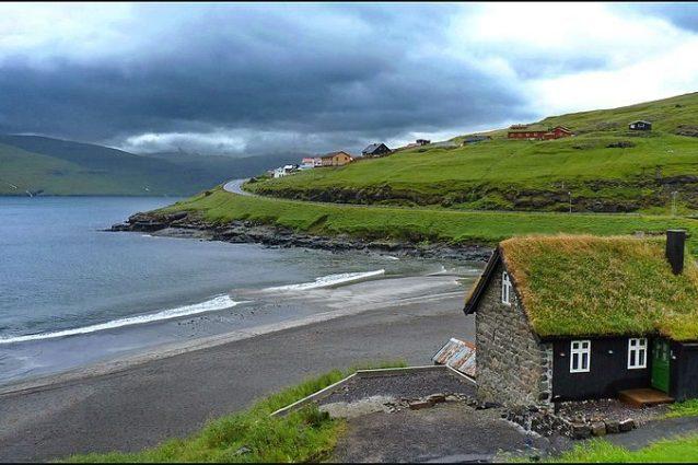 Leynar, Isole Faroe. Foto di patano