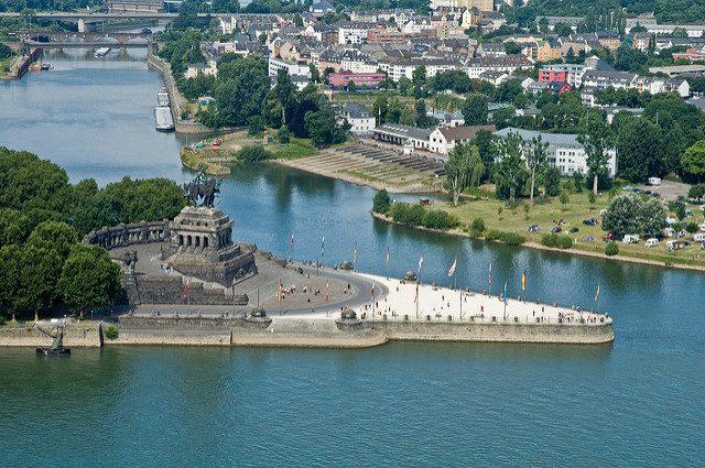 Koblenz. Foto di cnadia