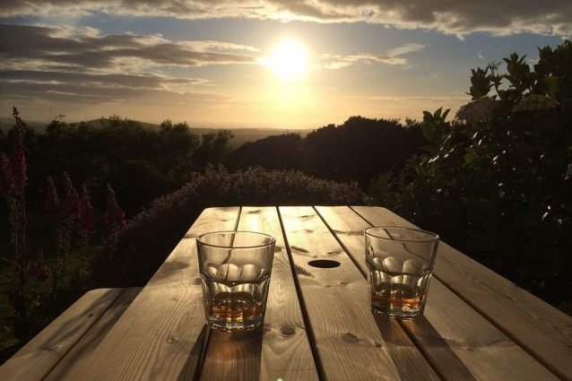 Tour distillerie in Scozia