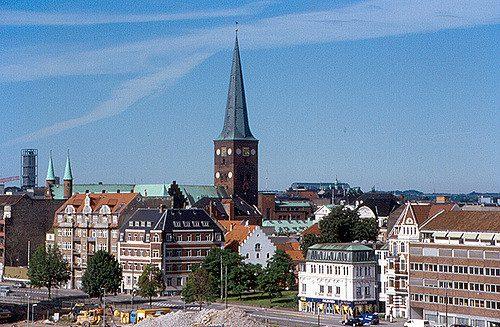 Aarhus. Foto di Roger W