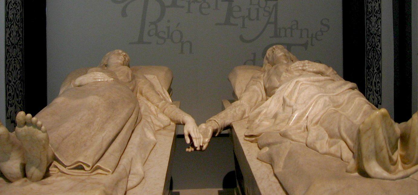 Gli amanti di Teruel. Foto di Montrealais