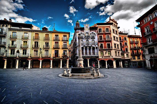 Plaza del torico. Foto di Jose Luis Meza