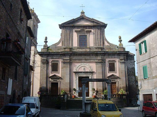 Chiesa di Santa Maria Assunta in Cielo e San Vivenzio – Foto Wikipedia