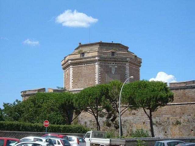 Forte Sangallo – Foto Wikimedia Commons
