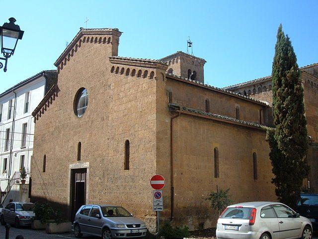 San Gregorio Magno – Foto Wikimedia Commons