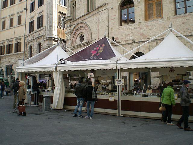 Eurochocolate – Foto Wikipedia