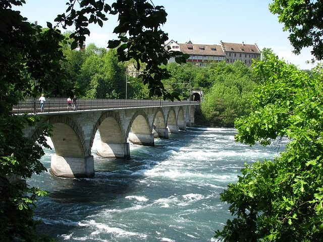 Ponte sul Reno – Foto Pixabay
