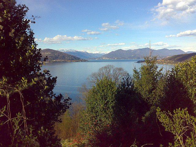 Veduta del Lago Maggiore dal Sacro Monte di Arona – Foto di Marco Assini