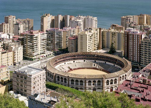 Plaza de toros, Malaga