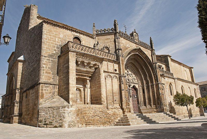 Chiesa di San Pablo a Ubeda