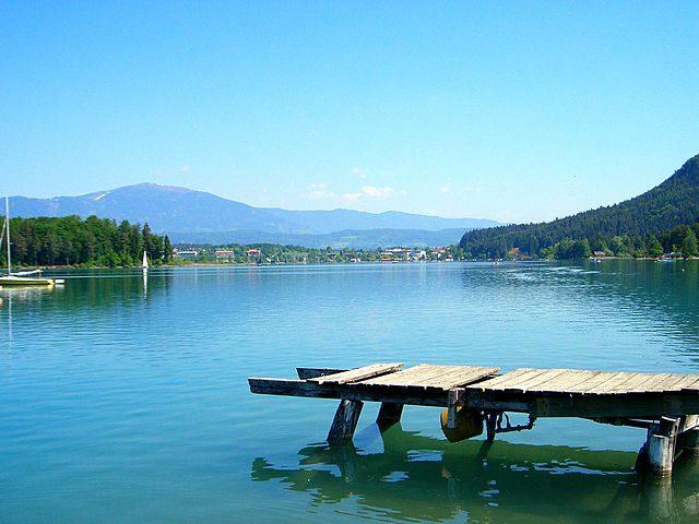 Lago di Faak – Foto Wikimedia Commons