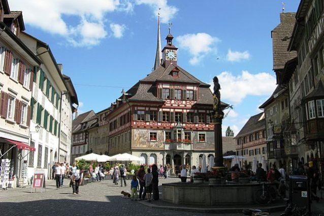 Stein am Rhein – Foto Wikipedia