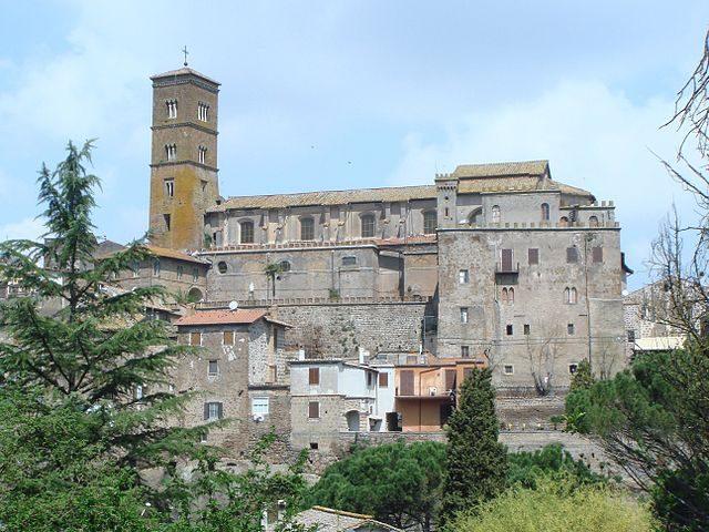 Sutri, Chiesa di Santa Maria Assunta – Foto Wikipedia