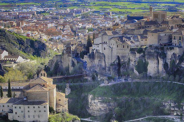 Cuenca e le case sospese, Spagna