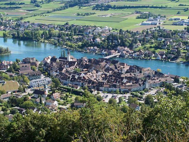 Veduta di Stein am Rhein – Foto Pixabay