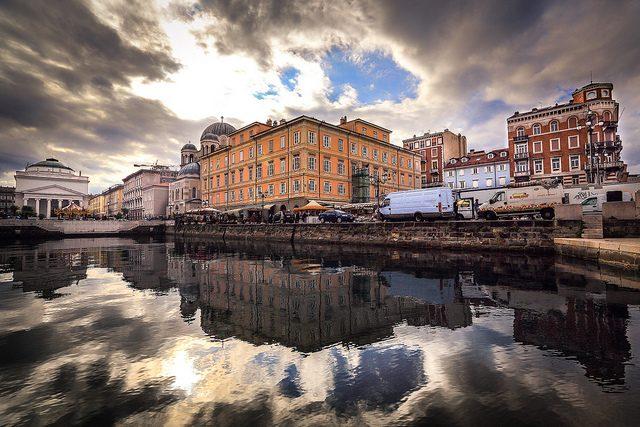 Canale Grande di Trieste